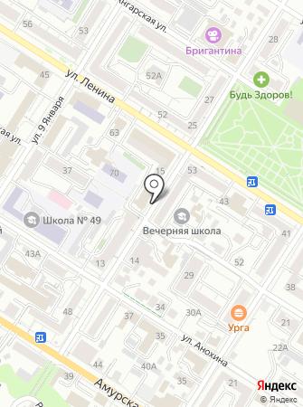 Сбербанк Лизинг на карте