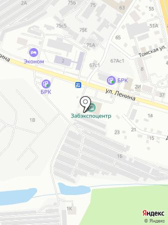 CHIPAEV на карте