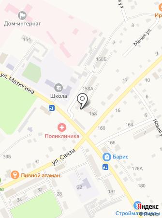 АУРУМ на карте