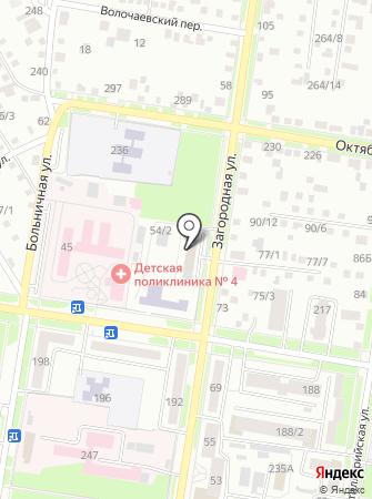 Управление ГО и ЧС г. Благовещенска на карте