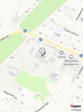 К-Артель на карте