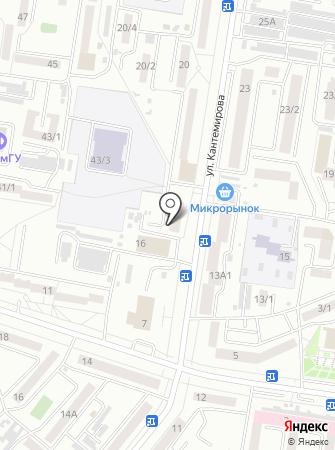 VENERA на карте