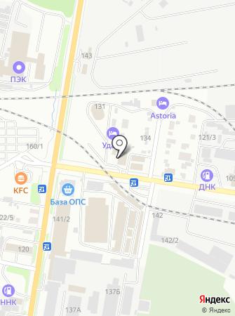 Хоумэйр на карте