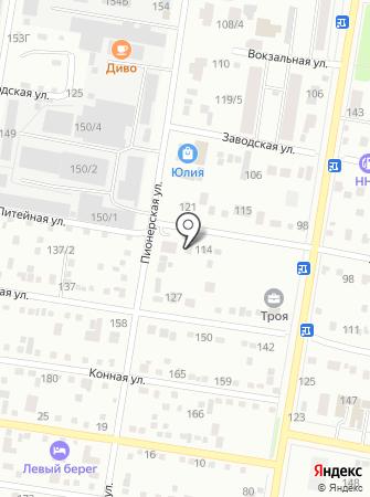 Mepsi на карте