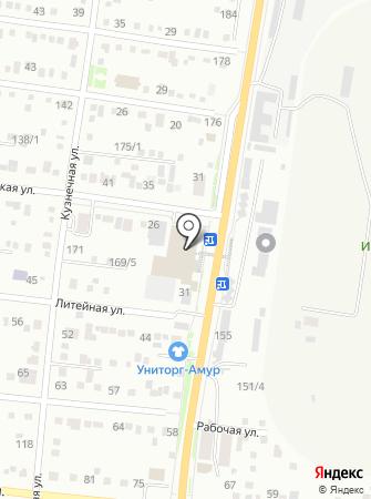 Амур.нет на карте