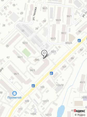 Логово Барта на карте