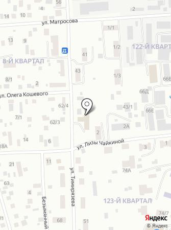 Орион-ДВ на карте