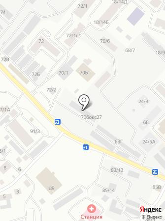 SPANNER на карте