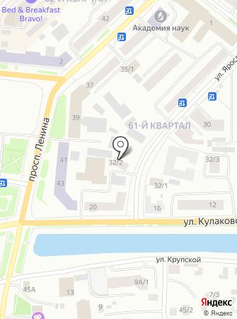 Славян на карте