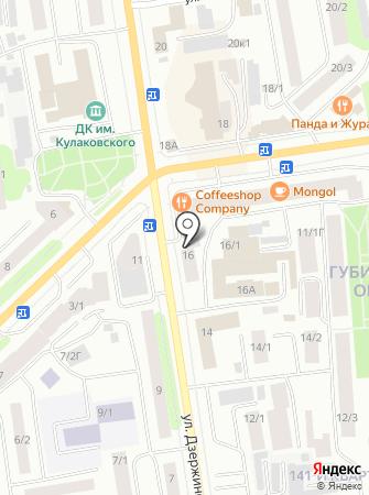 Альфа союз на карте