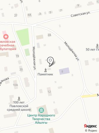 Банкомат, АКБ Алмазэргиэнбанк на карте