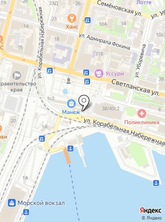 Владгифтс на карте