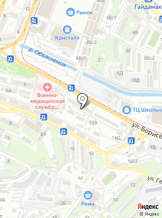 LUCKY SUSHI на карте