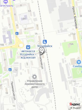 Отделение почтовой связи №22 на карте