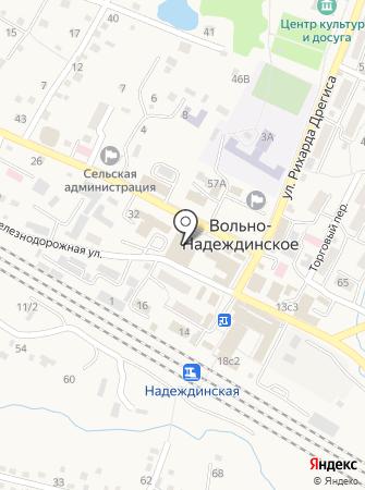 В-Лазер на карте