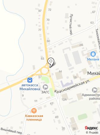 Стоп-Ланч на карте