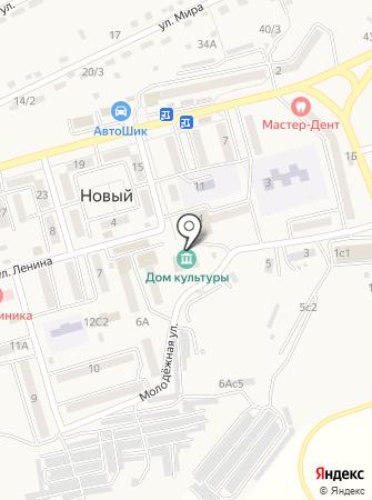 Надеждинский центр культуры на карте