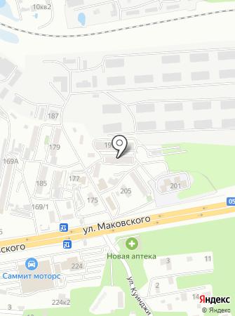 Вита-Фарм на карте