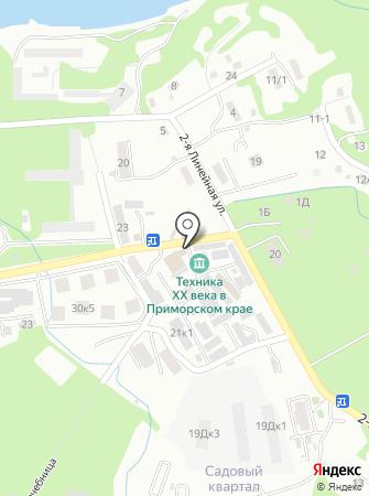 Автокомплекс на Грязелечебнице на карте