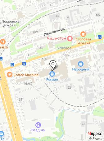 Подшипник-Сервис ДВ на карте