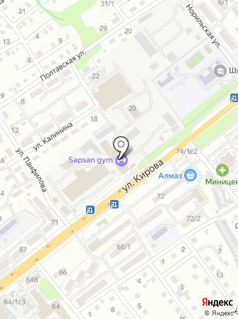 САХА-групп на карте