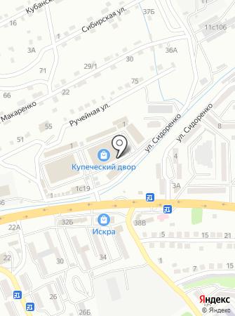 Доставкин на карте