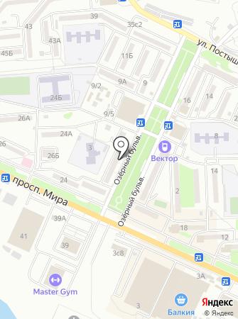 ДВ-Моторс на карте