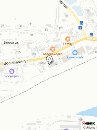 Примснаб на карте
