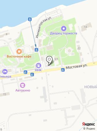 Заимка на карте