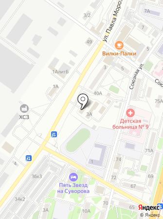 Дальневосточный региональный центр МЧС России на карте