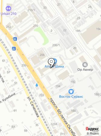 B2B Профи на карте