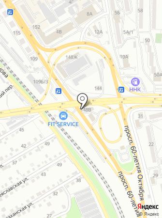 Партнер ДВ на карте
