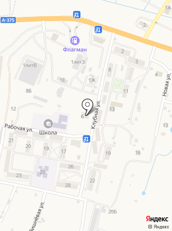 Культурно-досуговый центр Администрации Мирнинского сельского поселения на карте
