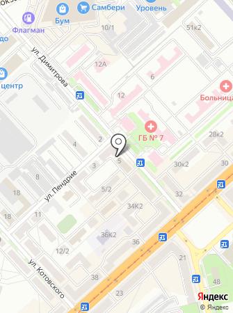 КассаКом на карте