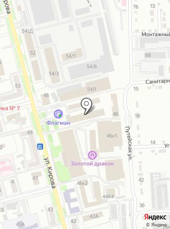 Авто Азия на карте