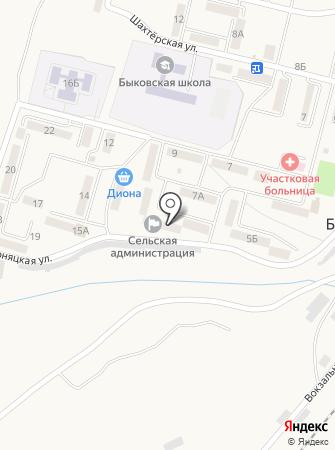 Долинский ЖКХ, МУП на карте