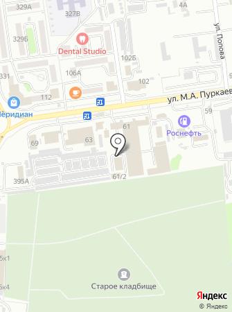 ВСЁ на карте