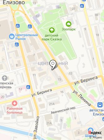 Детский комиссионный магазин на карте
