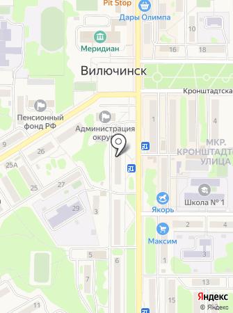 Марио на карте