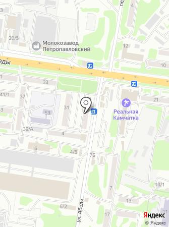 Пресса-Табак на карте