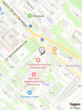 Варнiца на карте