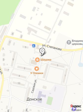 Светлогорская пресса на карте