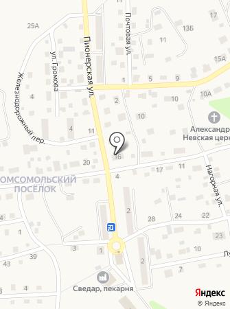 Федеральная служба государственной статистики по Калининградской области на карте