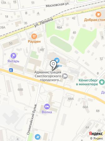 Центр социальной помощи семье и детям на карте