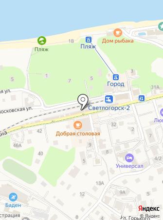 Суши & Стейк Хаус на карте