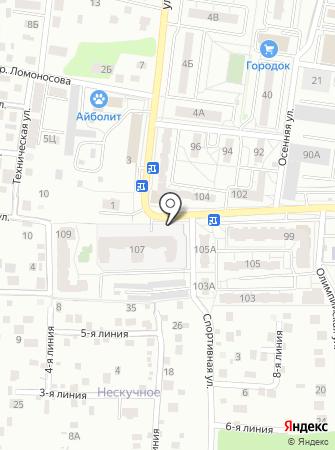Строй Дом Калининград на карте