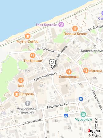 ПрофиТ СТК на карте