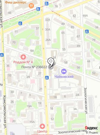 СДВ ПЛЮС на карте