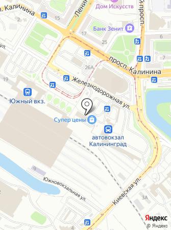 Кадастровое дело на карте