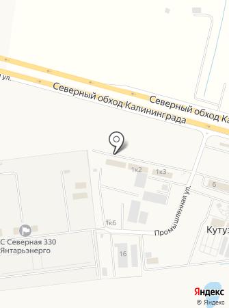 GEEK на карте